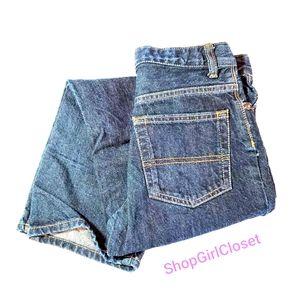OshKosh Straight Blue Jeans 8 Husky